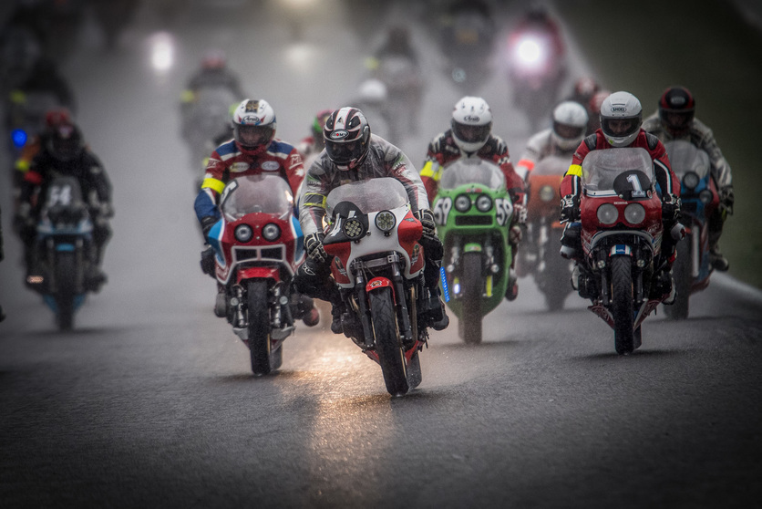 Motorcycle racing in Europe with EELC.EU