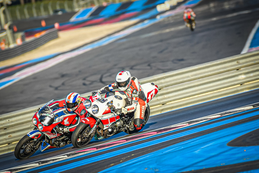 Motorcycle endurance racing across Europe with eelc.eu