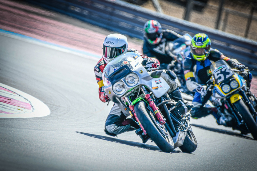European Endurance Legends Cup motorcycle race